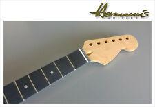 Stratocaster Roasted Canadian Maple Neck, Ebony Fretboard 22 Frets, unfinished