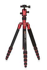 MeFoto A1350Q1R Roadtrip Travel Tripod Kit Red Color - Extra $50 Online Rebate