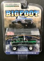 GREENLIGHT Bigfoot #1 The Original Monster Truck *1974 Ford F-250* 1:64 Chase