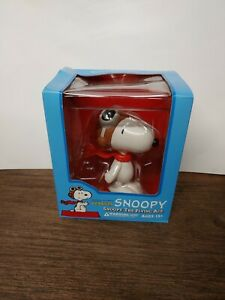 Snoopy The Flying Ace Medicom Toy Figurine - Peanuts