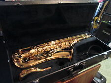 BLESSING Tenor Saxophone - excellent playing shape and very good cosmetic shape