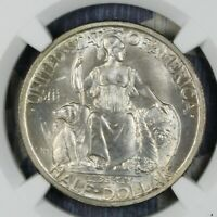 1935-S SAN DIEGO SILVER COMMEMORATIVE HALF DOLLAR COIN NGC MS66 FREE SHIPPING