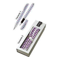 Writing Set Gift Set Filler Fountain Pen Ballpoint Online Vision Retro