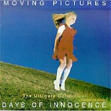 MOVING PICTURES THE ULTIMATE COLLECTION Days of Innocence CD NEW
