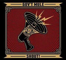 Shout!+ [Bonus Disc] by Gov't Mule (CD, Sep-2013, 2 Discs, Provogue Music...