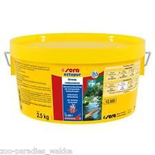2,5 kg sera pond ectopur, unterstüzt die Arzneimittelbehandlung im Gartenteich