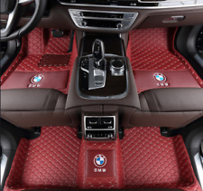 NEW All BMW Models Car Floor Mats Carpet Luxury Custom FloorLiner Auto Mats For