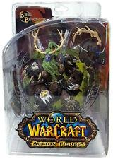 World of Warcraft S2 Night Elf Druid Broll figura PVC 23cm DC Direct