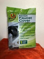 Duck Flexible Outdoor Faucet Cover Winter Insulation Soft Cover 7.5