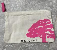 Origins Cosmetic Bag Toiletry Travel Makeup New