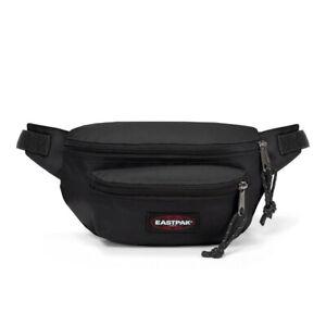 EASTPAK Unisex Gürteltasche Doggy Bag Bauchtasche Crossbody Bag Nylon schwarz