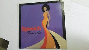 "SPEECH - Esmerelda 12"" (SEALED/NEW) R&B Soul Hip Hop Swing 2006"