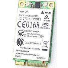 7.2 Mbps HP UN2400 GOBI1000 3G UMTS EDGE HSDPA WWAN Card For HP 8530W 6930P