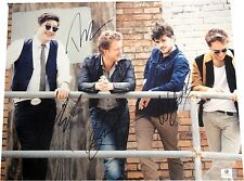 Mumford & Sons ++ Autogramm ++  Folk-Rock-Band ++ Autograph