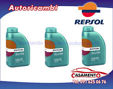 OLIO REPSOL ELITE 5W30 LONG LIFE 50700/50400 3 LITRI LT