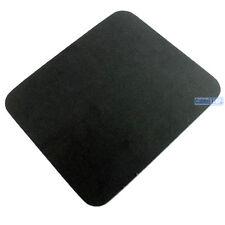 BLACK Desktop PC Mouse Mat 6mm SAME DAY DISPATCH UK