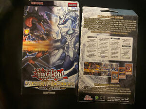 Yugioh Dragons Collide Structure Deck. Sealed Product.