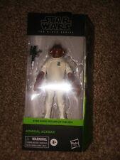 Star Wars Black Series 6 inch Admiral Ackbar