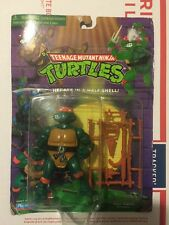 NEW Playmates TMNT Teenage Mutant Ninja Turtles Michelangelo Michaelangelo 1998