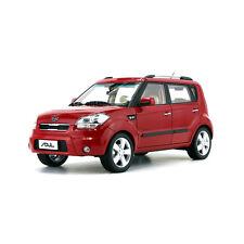 ORIGINAL MODEL,1:18 KIA SOUL CITY SUV 2009,RED