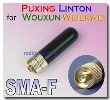 Short Antenna SMA-F for PX-328 FD-150A KG-UVD1P KG-679