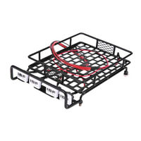 RC 1/10 Metal Roof Rack w/ Square LED Light for Redcat Buggy  Truck