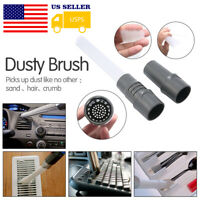 Dust Clean Brush Dirt Remover Duster Universal Vacuum Cleaner Attachment Tool