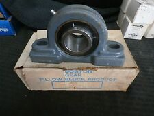 "Boston Pillow Block Bearing, w/ NTN A-UL-208-108, 1 1/2"" Bore"
