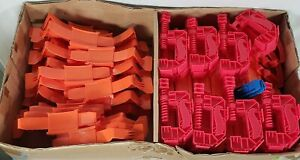Hot Wheels Track Lot HUGE 200+ Pieces