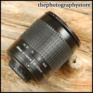 Respected Nikon Digital fit AF 28 100mm G Zoom lens -  See Description for AF
