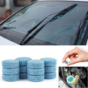 Condensed Effervescent Tablet Car Windshield Glass Washer Solid Cleaner Tablet