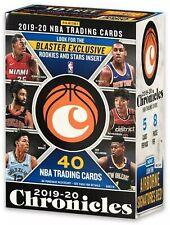 2019-20 Panini Chronicles Basketball Factory Sealed Blaster Box
