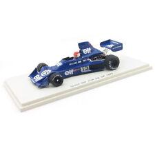 1975 Tyrrell 007 - Michele Leclere - US GP - 1/43 Spark Models