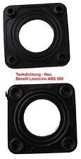 Benelli - Leoncino - ABS 500 - Dichtung Benzintank - schwarz - Tank