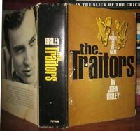 Briley, John THE TRAITORS :  A Novel of Vietnam 1st Edition 1st Printing