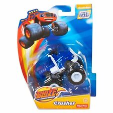 Blaze & the Monster Machines Diecast Vehicle - Crusher  *BRAND NEW*