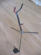 Rare old vintage folding SELMER Saxophone & Clarinet musical instrument stand