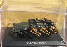 EAGLEMOSS MILITAIRE METAL 1/43 SDKFZ 251/1 ALLEMAGNE 1942