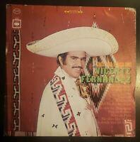 """Vicente Fernandez """"Toda Una Epoca Con Vicente Fernandez"""" Vinyl Record LP"""