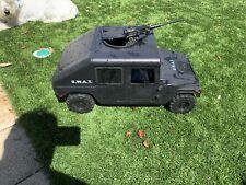 21st Century 1/6 scale SWAT Humvee