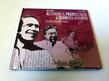 """AL DIMEOLA PACO DE LUCIA JOHN MCLAUGHLIN """"PASION"""" CD + LIBRO 6 TRACKS COMO NUEVO"""