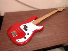 Cort SP-PB Special Series RH 4-String Electric Bass Guitar - Red