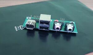 Multimedia Front Board REV-BC-31D USB Firewire Audio aus Thermaltake PC