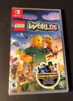 LEGO Worlds [ Bonus Edition ] (Nintendo Switch) NEW