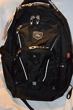 High Sierra Elite Backpack Black Business Bag Laptop NEW