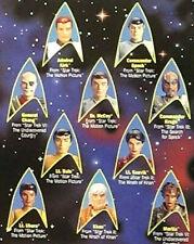 Star Trek The Original Series Loose Figures, Bases & Accs. TOS Playmates 1993-9