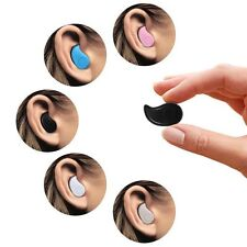 Mini Wireless Bluetooth 4.1 Stereo Headset Earphone Earbud Earpiece For Phone