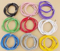 MTB Front & Rear Singles / Sets Brake Cables Bike Cycles Bicycles 9 COLOURS !!