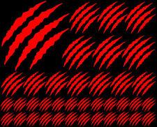 19x Monster Kralle Sticker Aufkleber Motorrad Auto JDM OEM Energy SkateTuning sw