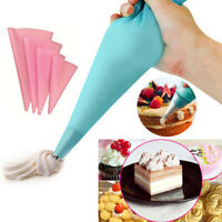 Decor Baking Tool Icing Piping Bags Cake Decorative Silicone Cream Pastry Bag